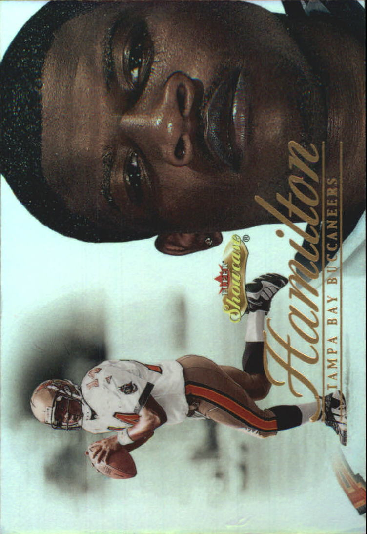 2000 Fleer Showcase Rookie Showcase Firsts #25 Joe Hamilton