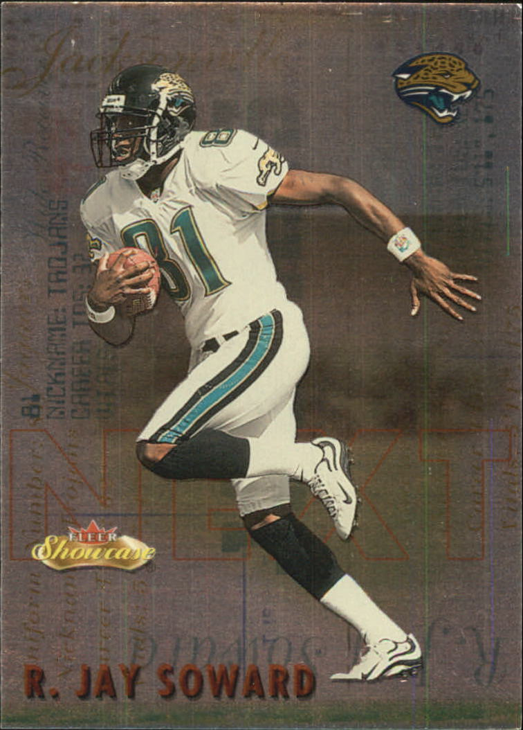 2000 Fleer Showcase Next #5 R.Jay Soward