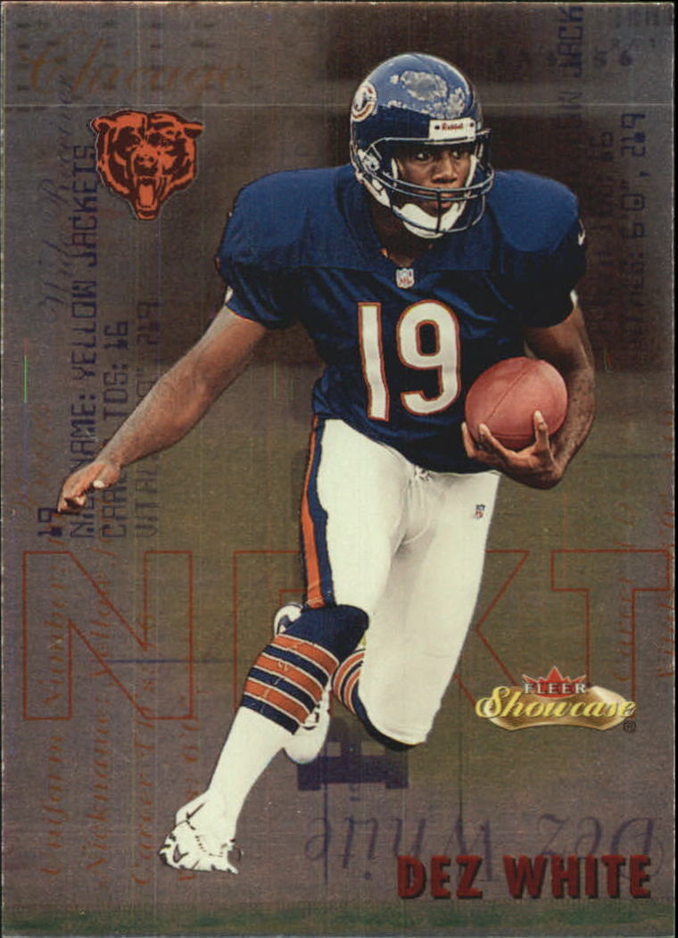 2000 Fleer Showcase Next #15 Dez White
