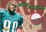 2000 Fleer Showcase Touch Football #25 Corey Simon