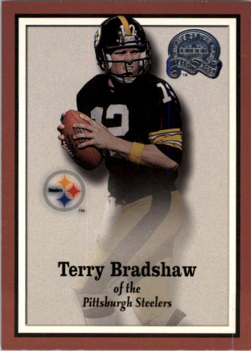 2000 Greats of the Game #1 Terry Bradshaw