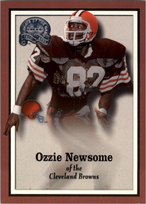2000 Greats of the Game #5 Ozzie Newsome