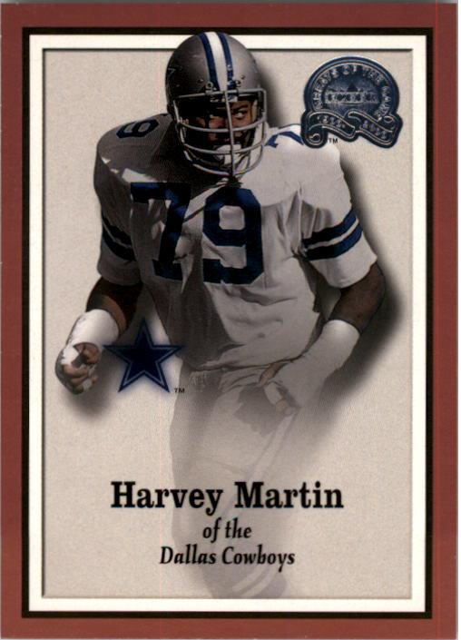 2000 Greats of the Game #12 Harvey Martin