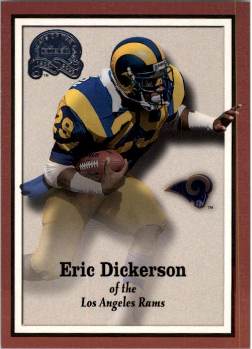 2000 Greats of the Game #19 Eric Dickerson