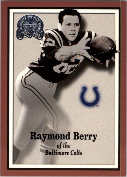 2000 Greats of the Game #22 Raymond Berry