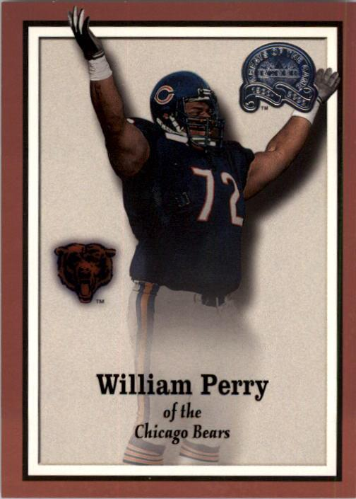 2000 Greats of the Game #28 William Perry