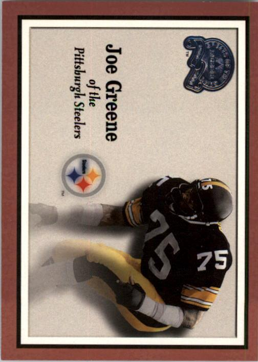 2000 Greats of the Game #29 Joe Greene