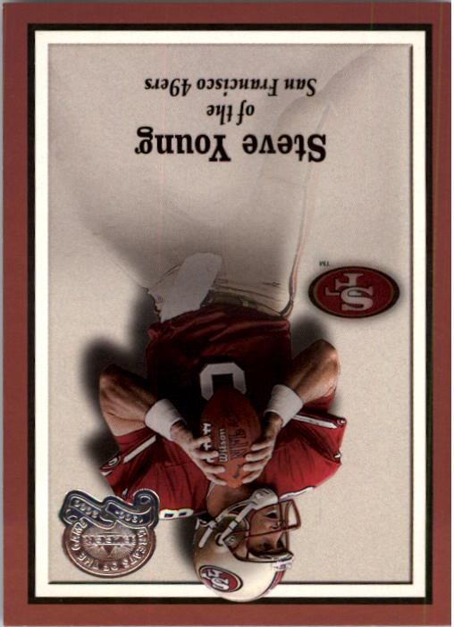 2000 Greats of the Game #32 Steve Young