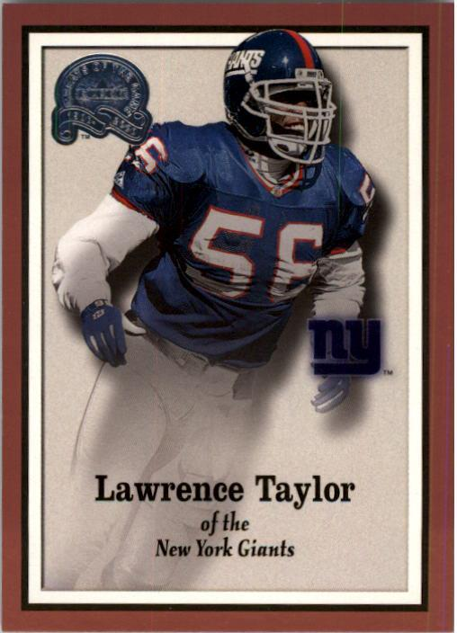 2000 Greats of the Game #34 Lawrence Taylor