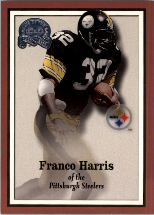 2000 Greats of the Game #35 Franco Harris