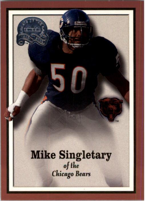2000 Greats of the Game #37 Mike Singletary