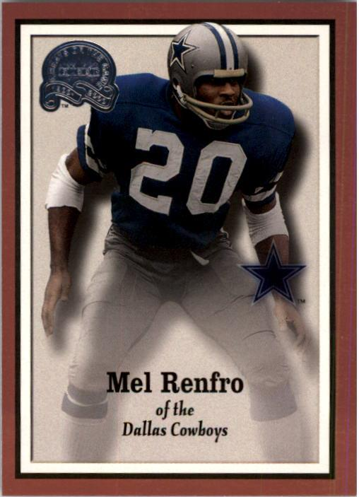 2000 Greats of the Game #39 Mel Renfro