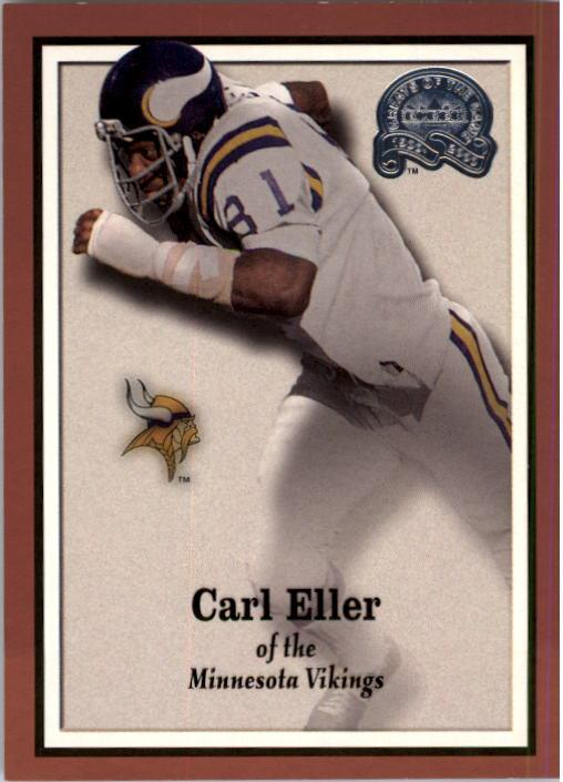2000 Greats of the Game #41 Carl Eller