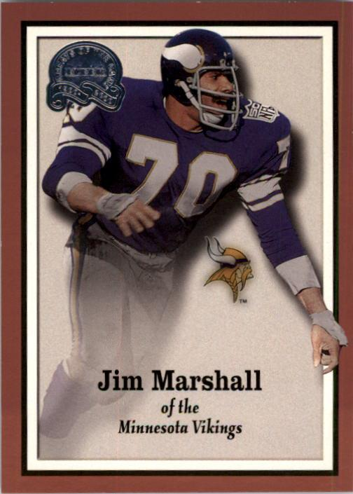2000 Greats of the Game #44 Jim Marshall