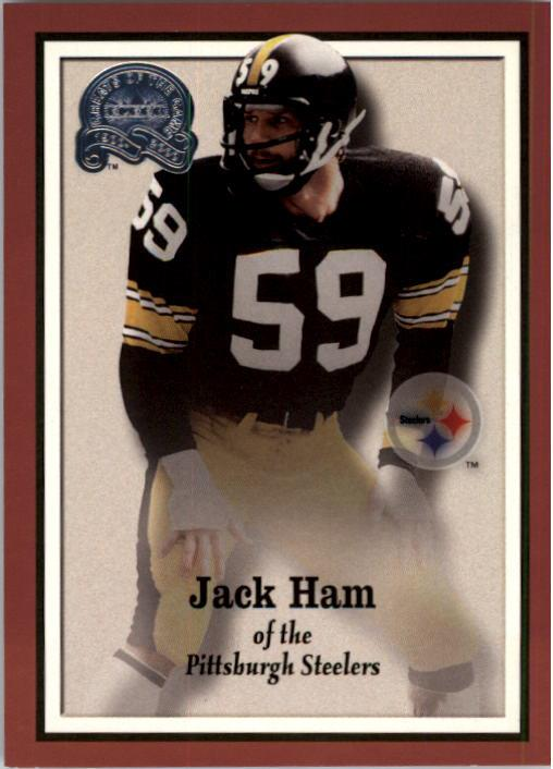 2000 Greats of the Game #45 Jack Ham
