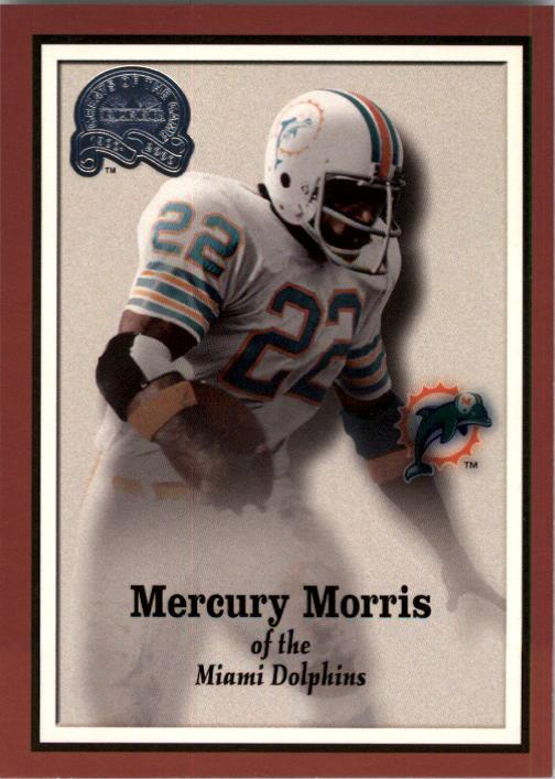 2000 Greats of the Game #46 Mercury Morris