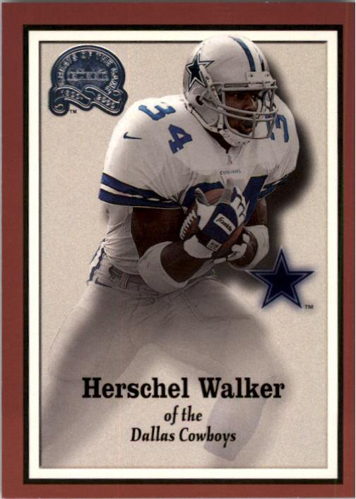 2000 Greats of the Game #48 Herschel Walker