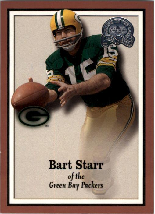 2000 Greats of the Game #53 Bart Starr front image