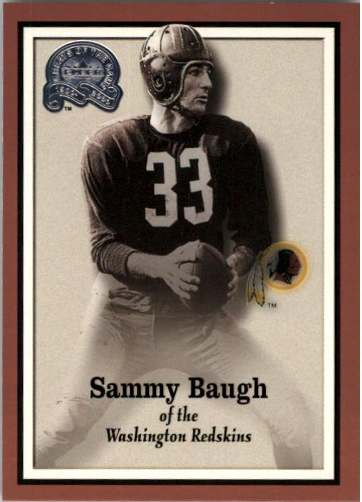 2000 Greats of the Game #56 Sammy Baugh