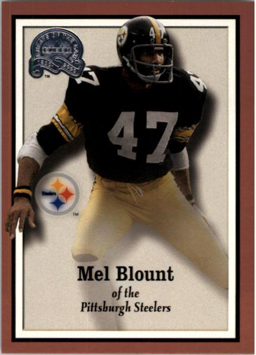 2000 Greats of the Game #58 Mel Blount