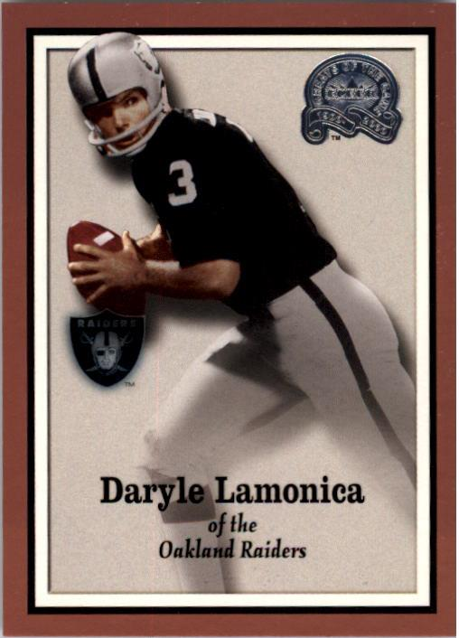 2000 Greats of the Game #61 Daryle Lamonica
