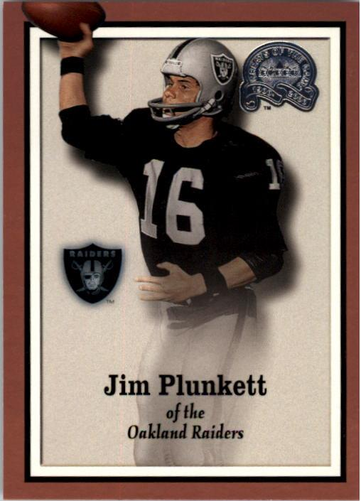 2000 Greats of the Game #66 Jim Plunkett
