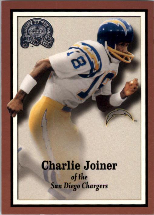 2000 Greats of the Game #67 Charlie Joiner