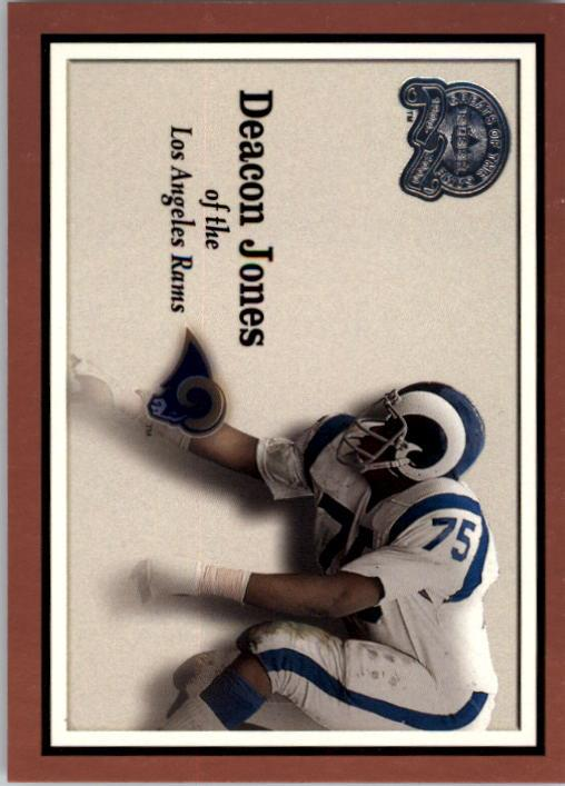 2000 Greats of the Game #68 Deacon Jones