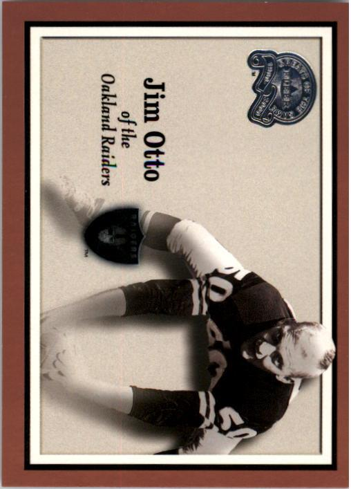 2000 Greats of the Game #70 Jim Otto