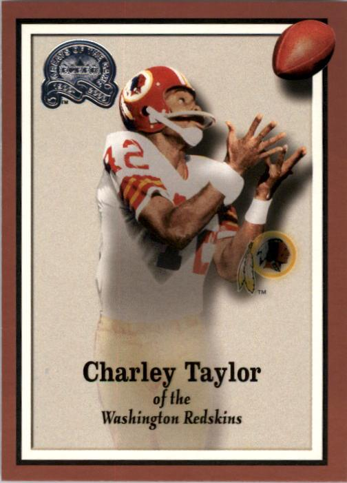 2000 Greats of the Game #76 Charley Taylor front image