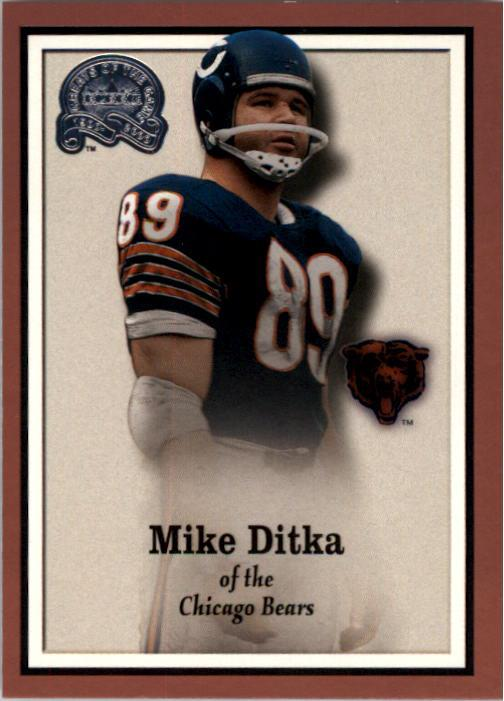 2000 Greats of the Game #79 Mike Ditka