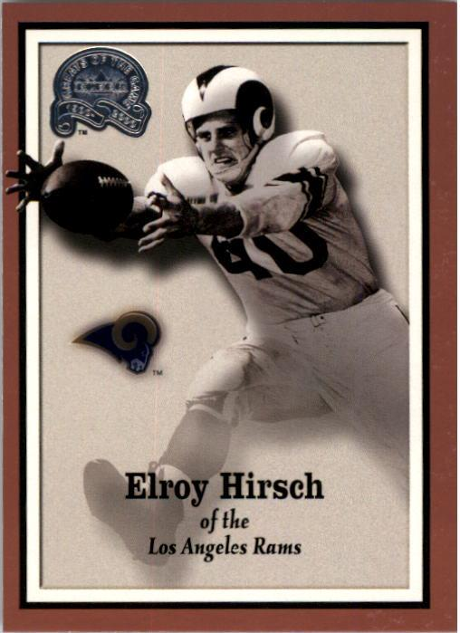 2000 Greats of the Game #89 Elroy Hirsch