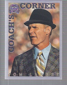 2000 Greats of the Game #94 Tom Landry CC