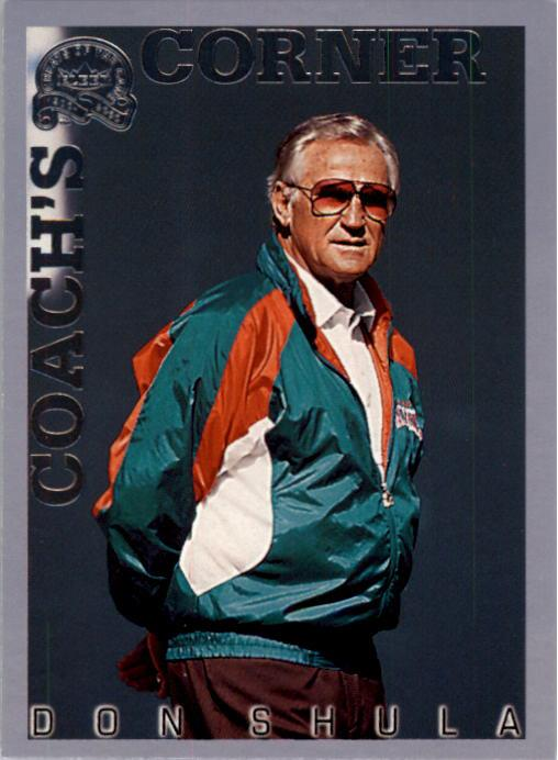 2000 Greats of the Game #100 Don Shula CC