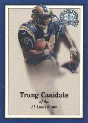 2000 Greats of the Game #107 Trung Canidate RC