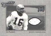 2000 Greats of the Game Feel The Game Classics #17 Jim Plunkett Wht