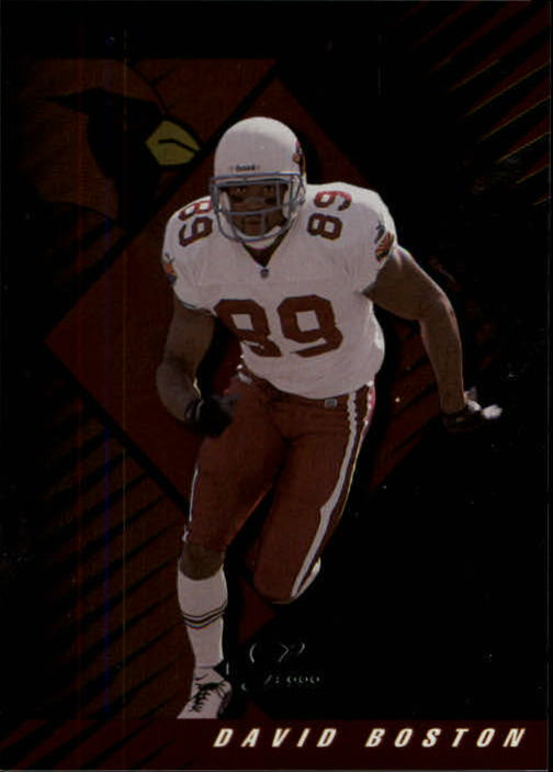 2000 Leaf Limited #111 David Boston