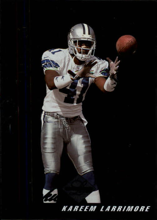 2000 Leaf Limited #282 Kareem Larrimore RC