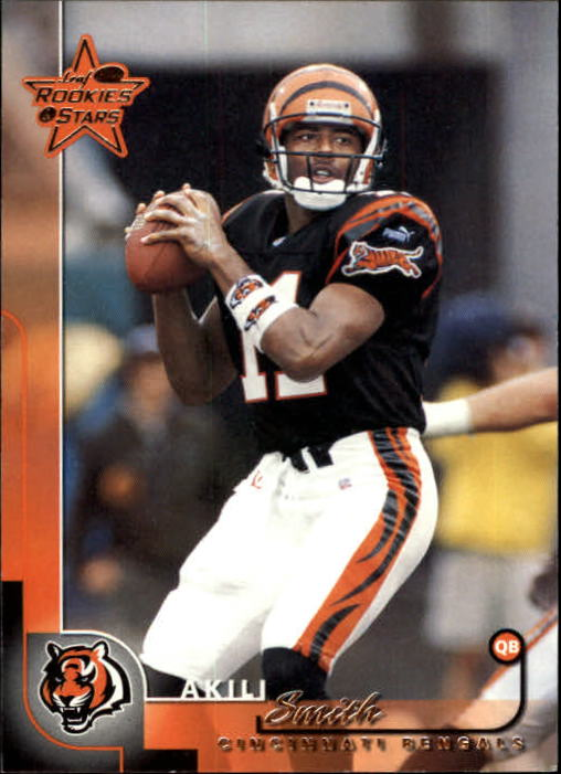 2000 Leaf Rookies and Stars #20 Akili Smith