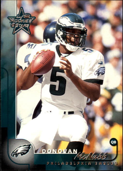 2000 Leaf Rookies and Stars #67 Donovan McNabb