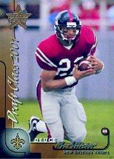 2000 Leaf Rookies and Stars #307 Deuce McAllister XRC