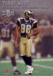 2000 Metal #184 Torry Holt