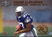 2000 Metal #288 Shaun Alexander RC
