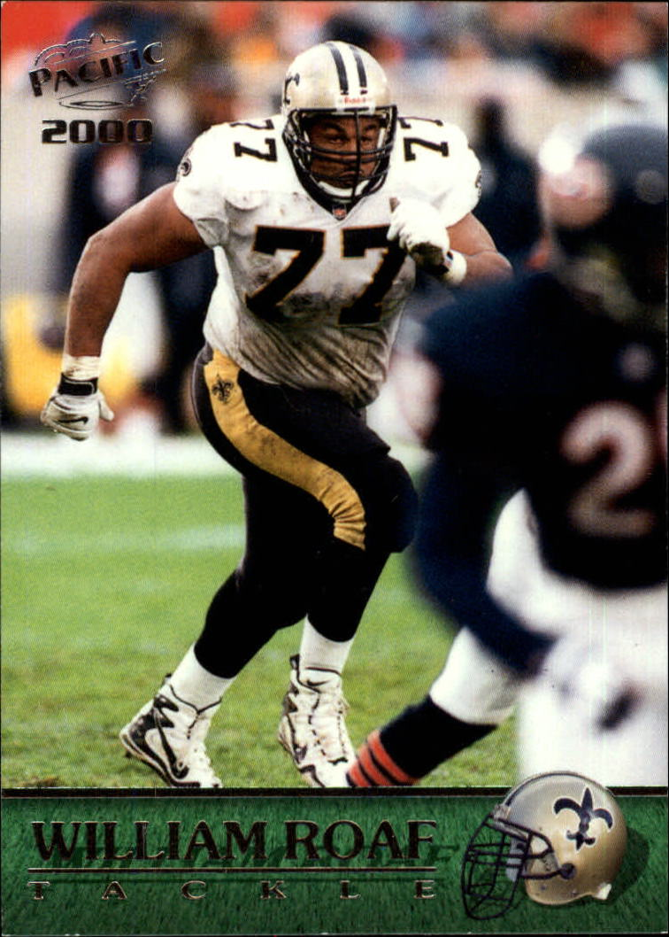 2000 Pacific #235 William Roaf