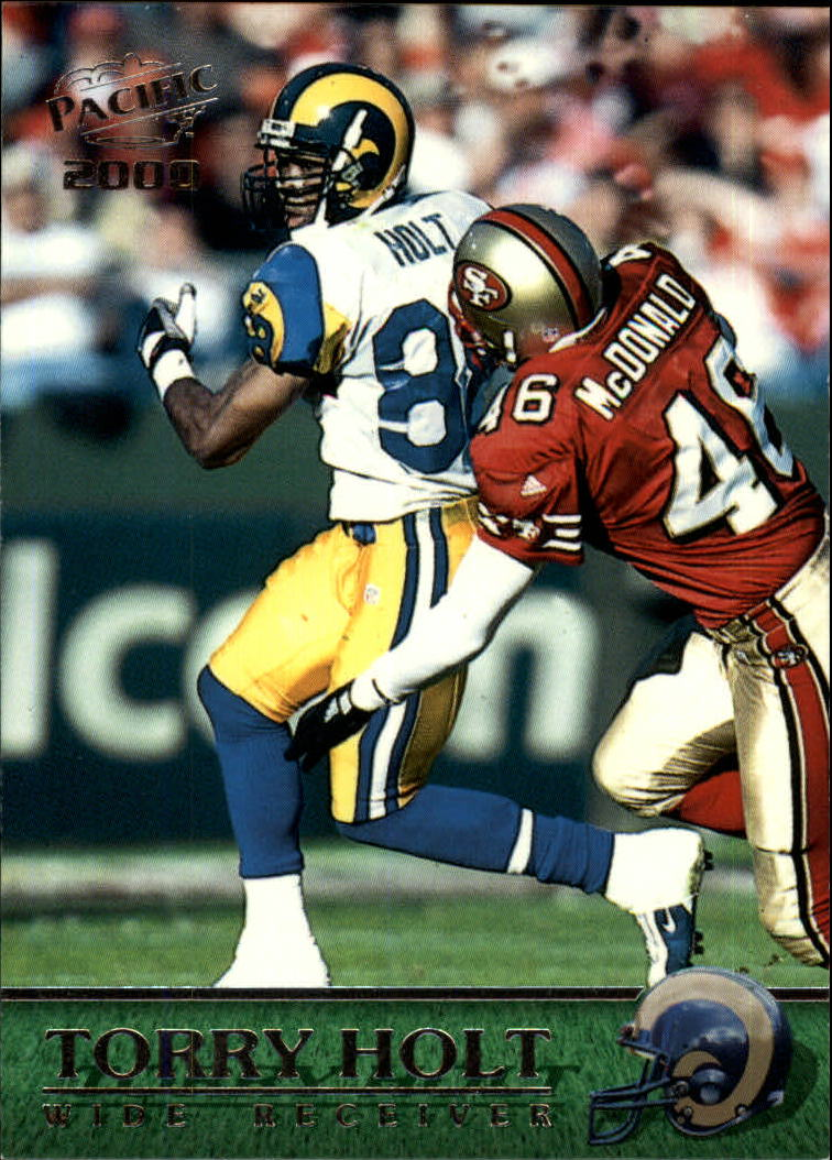 2000 Pacific #313 Torry Holt