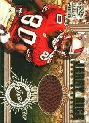 2000 Paramount Game Used Footballs #10 Jerry Rice