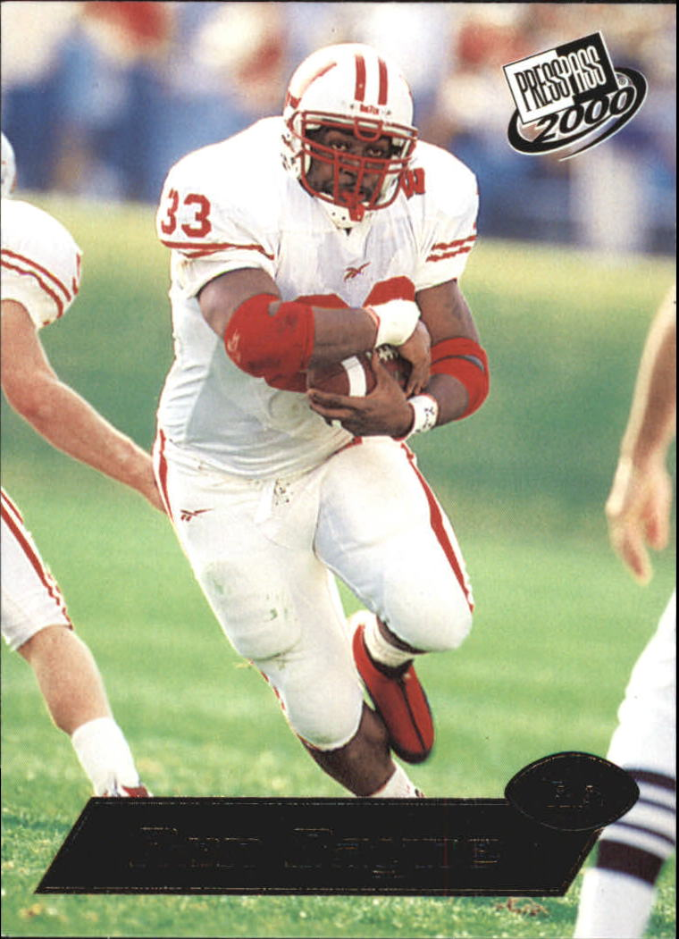 2000 Press Pass #7 Ron Dayne