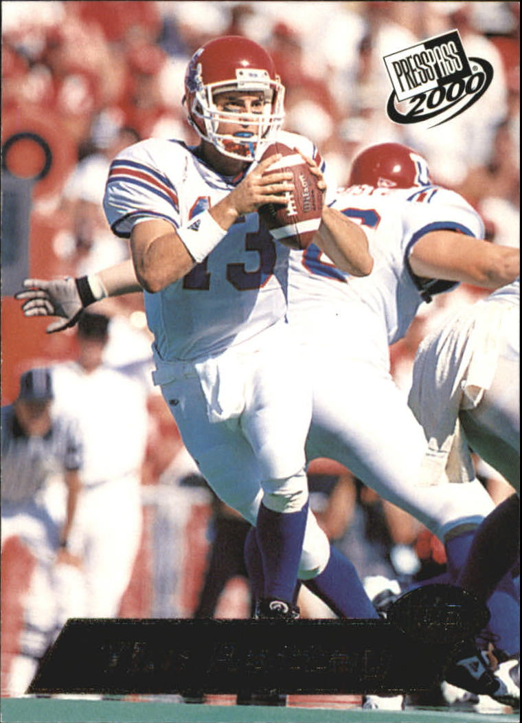 2000 Press Pass #19 Tim Rattay