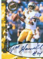 2000 Press Pass Autographs #20 Joe Hamilton