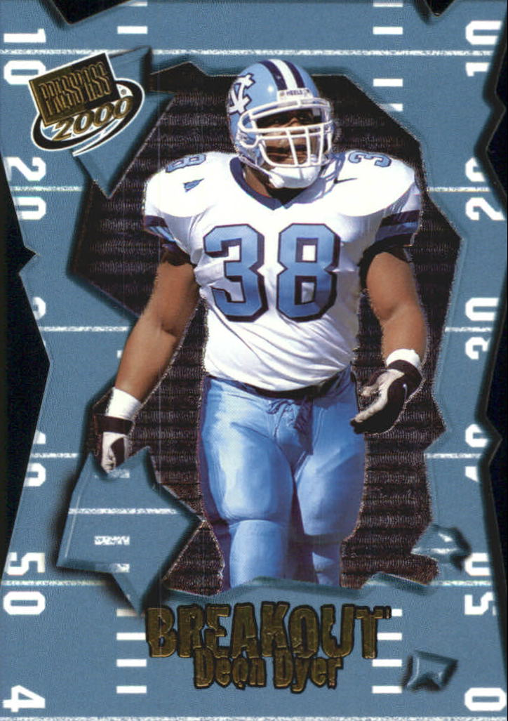 2000 Press Pass Breakout #BO9 Deon Dyer